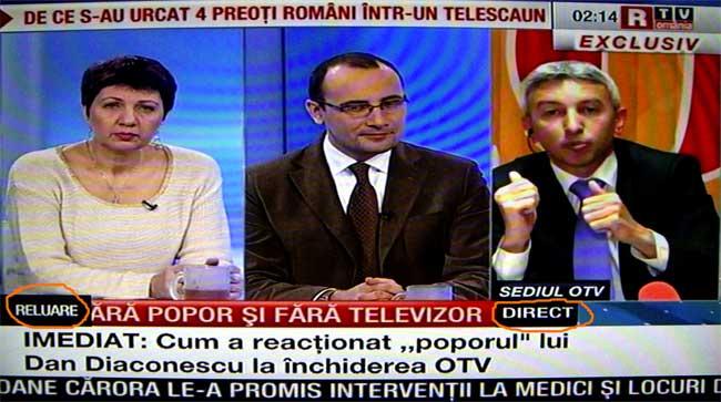 România TV direct reluare