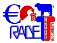 Radet Bucureşti sigla logo