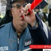 poliţist miting trombon IQ