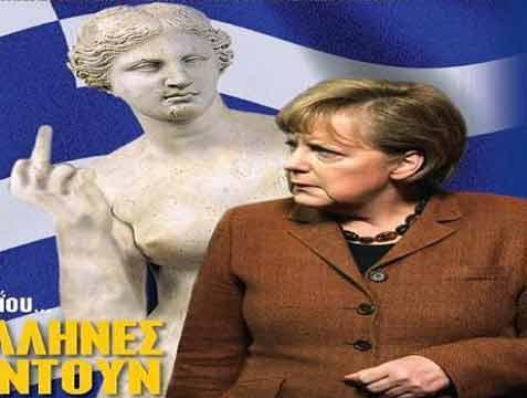 Grecia Germania Merkel
