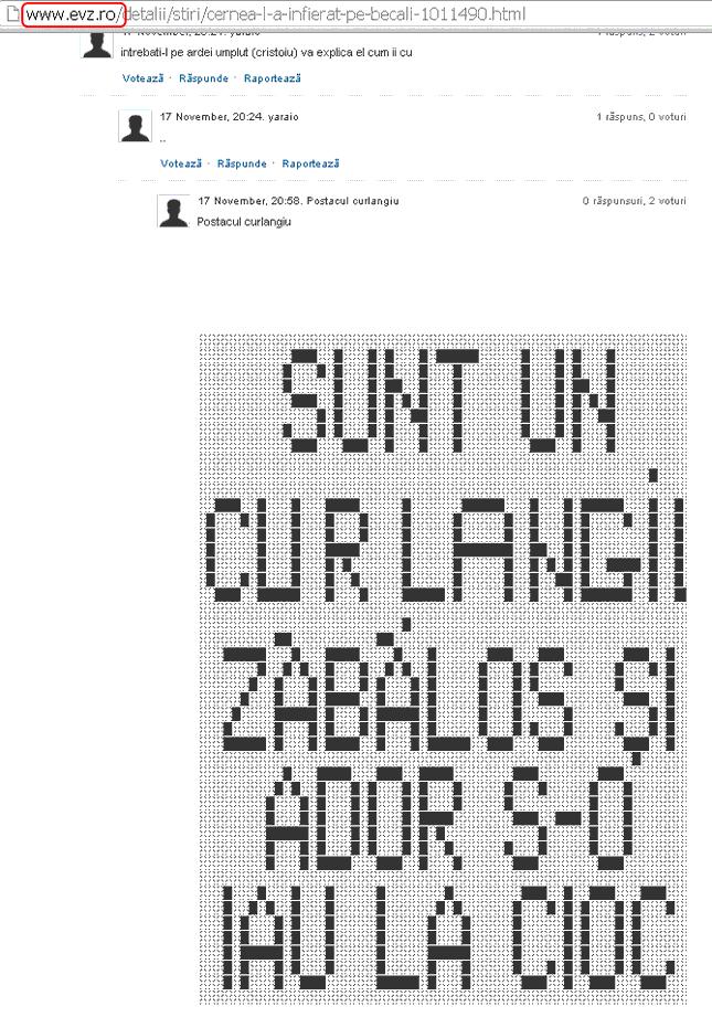 site evz.ro comentarii